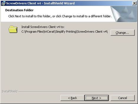 Установка и настройка ScrewDrivers Client v.4 на клиент терминалов RDP   screw drivers client 2